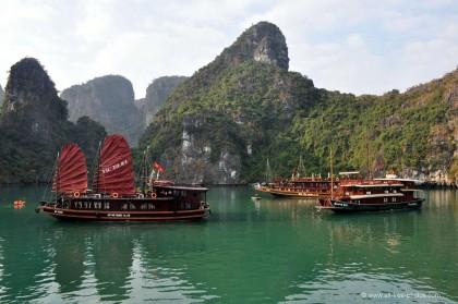 Découvrir l'authentique pays du Vietnam