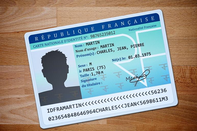 Carte nationale d'identité : les formalités de demande