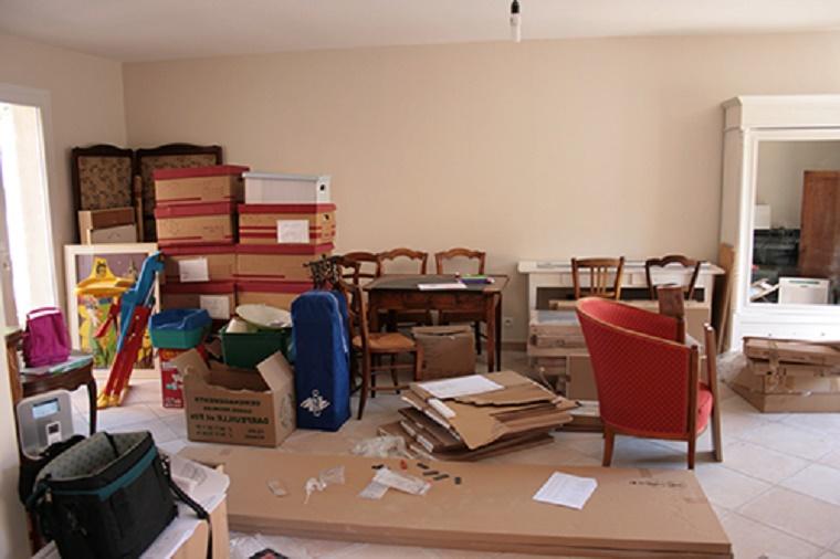Déménagement Vitrolles : zoom sur le ménage après-déménagement