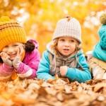 enfant-automne