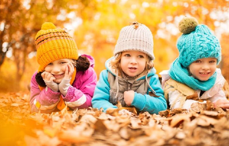 Que faire avec vos enfants avant la fin de l'automne ?