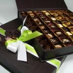 Délices et Gourmandises-coffret chocolats