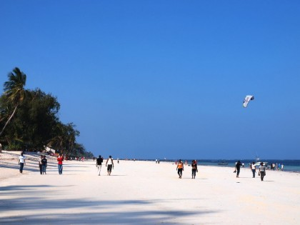 Choisir Diani Beach pour vos vacances au Kenya
