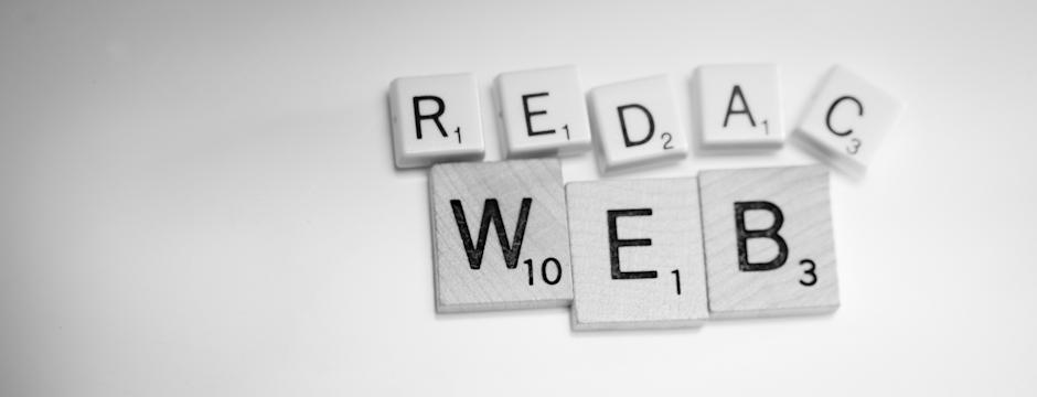Contenu-Web : confiez la rédaction de vos contenus à des professionnels