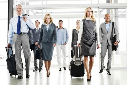 65 % de l'activité de TourCom est dû au voyage d'affaires