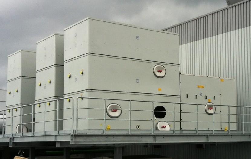 L'entretien des tours de refroidissements EWK