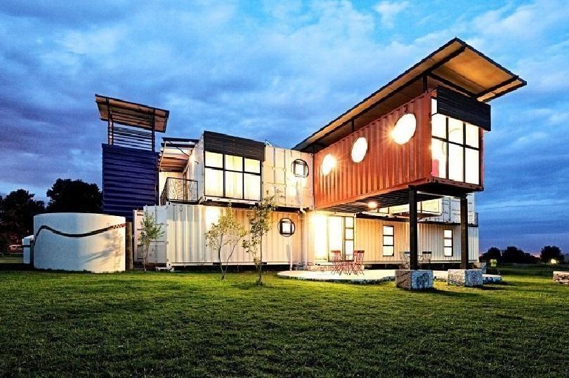 Profitez des avantages proposés par les maisons conçues à base de containers