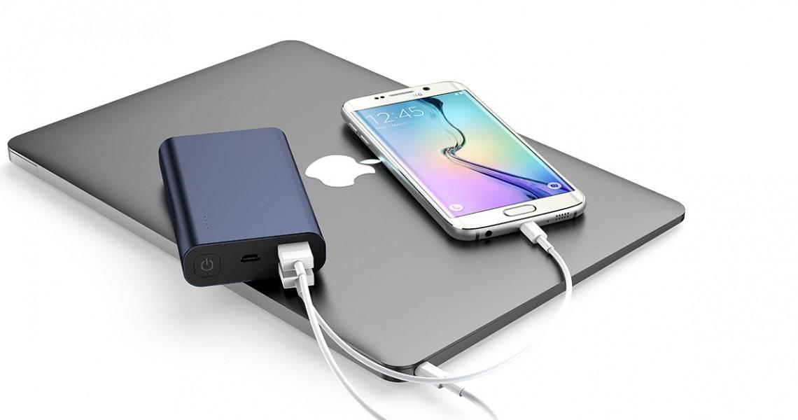 Prolonger l'utilisation du smartphone à l'aide d'une batterie externe