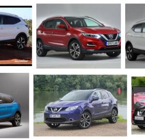 Choisir le QASHQAI de Nissan