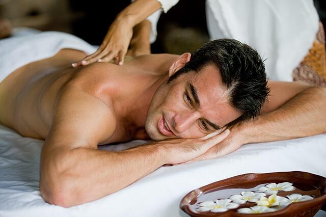 Massage et épilation hommes Paris