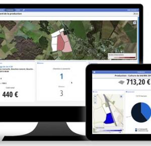 L'agriculture intelligente avec le logiciel agriculture d'Ekylibre