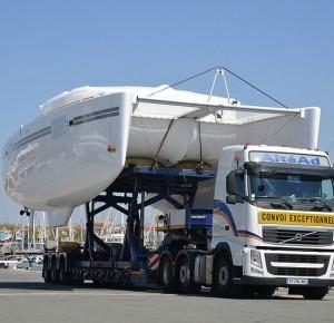 Zoom sur le transport routier de marchandises