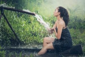 La colonne de douche: un ensemble d'accessoires bien pratiques