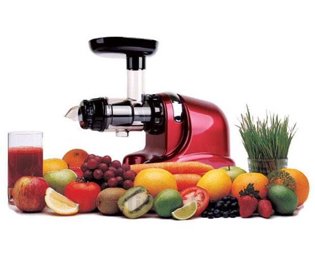 Les extracteurs de jus de fruits