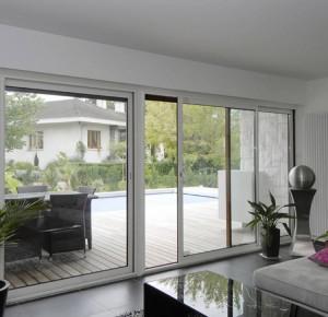 Les baies vitrées : des modèles et matériaux pour chaque maison