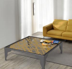 Les tables basses pour créer une ambiance cosy dans le salon