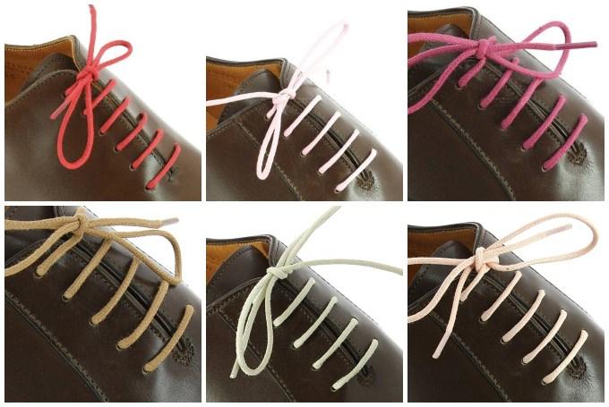 Le détail qui fait toute la différence : une paire de lacets