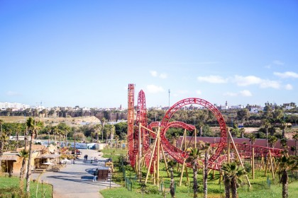 L'évolution des parcs d'attractions au Maroc