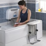 Tous sur les baignoires pour personnes à mobilité réduite chez Saniconfort